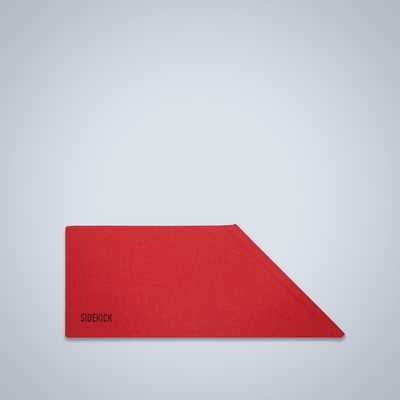 Triangle Notebooks Notebooks + Stationery Sidekick Red Desktop Notebook