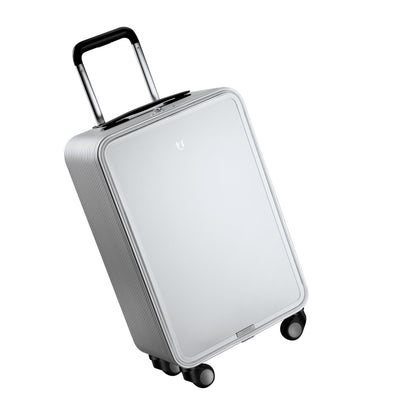 "TUPLUS Luggage Tuplus X2 22""Aluminum Carry-on"