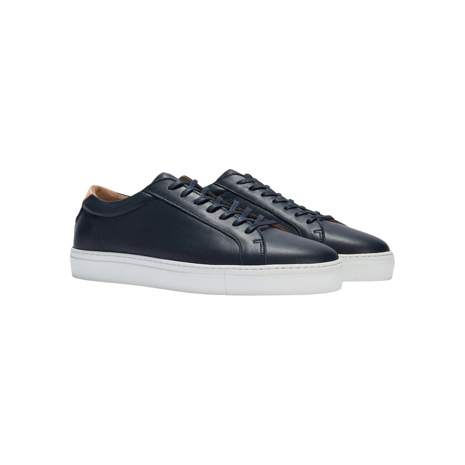 UNIFORM STANDARD SERIES 1 Series 1 Navy Leather Sneaker