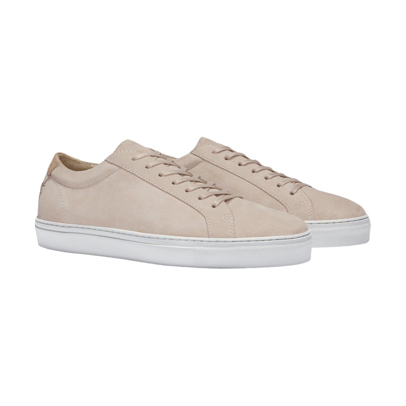 Women's SERIES 1 Blush Suede Sneaker