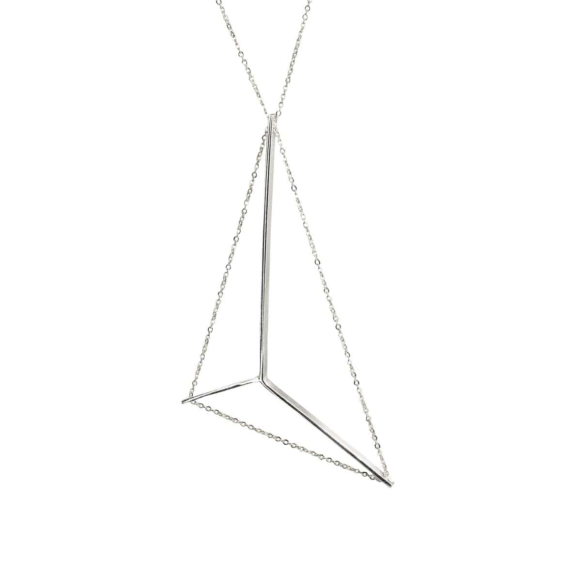 Mainsail Sterling Silver Necklace