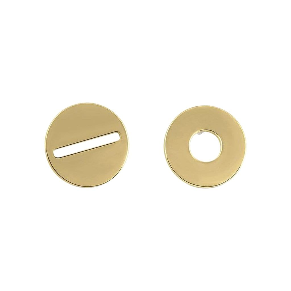 Vertexx Earrings Glow Gold Extracts Earrings