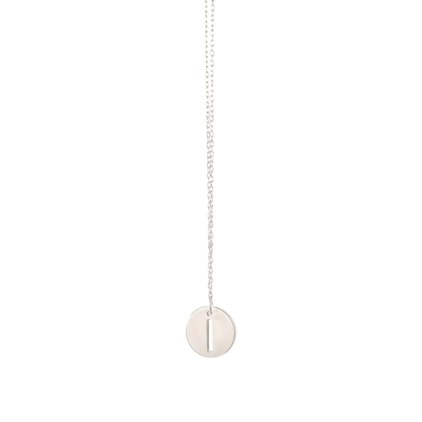 Vertexx Necklaces Central Pendant Necklace