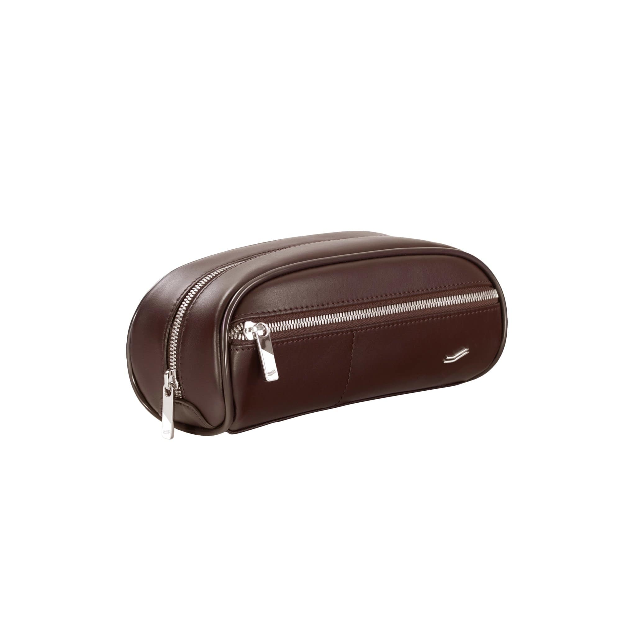 Vocier Accessories F12 Leather Dopp Kit