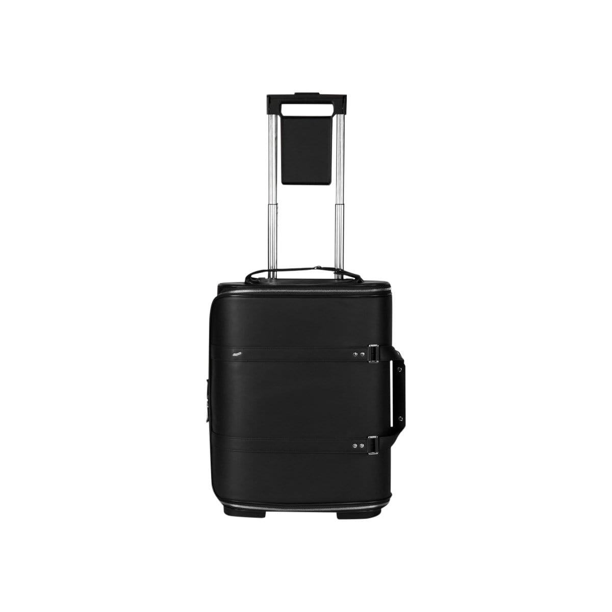 Vocier Luggage F38 Leather Carry-On Luggage