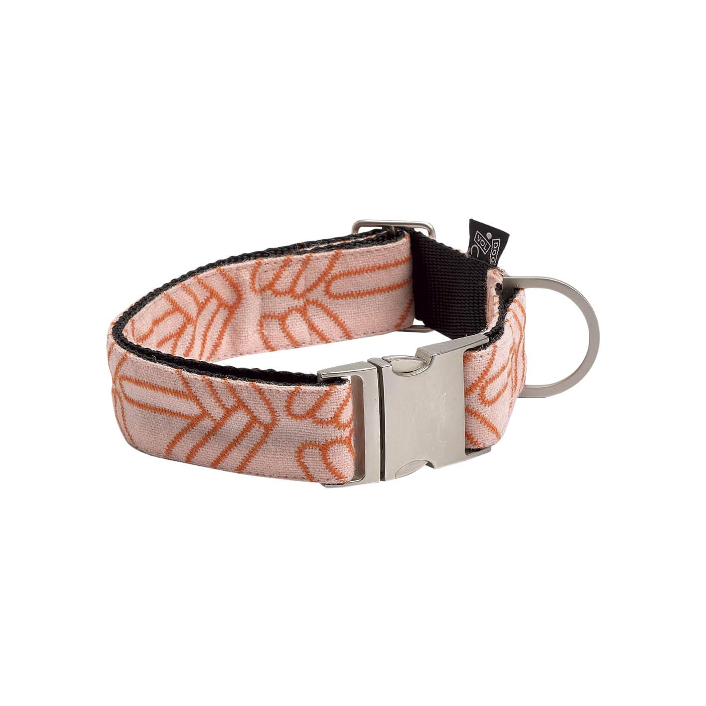 VOLDOG Collars + Harnesses Lola Coral Collar