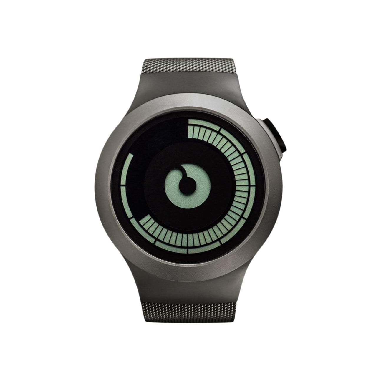 Saturn Watch in Gunmetal