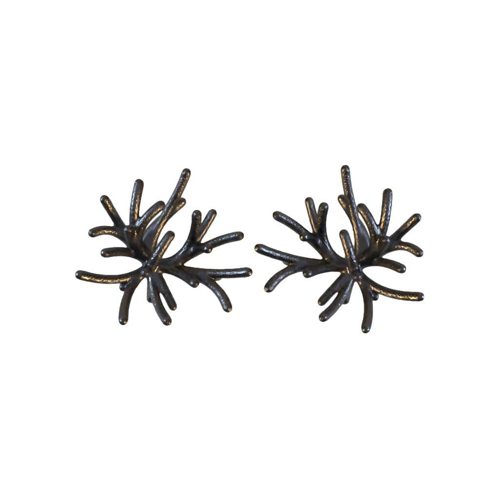 Acropora Flower 3D-Printed Earring