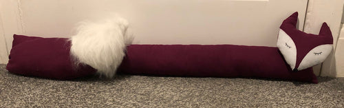 Mulberry Fox Draught Excluder