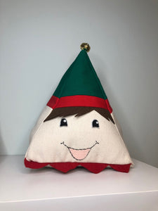 Christmas Elf Doorstop