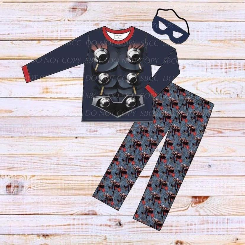 Superhero Loungewear Set-Thor