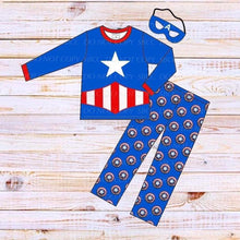 Load image into Gallery viewer, Superhero Loungewear Set-Miss America