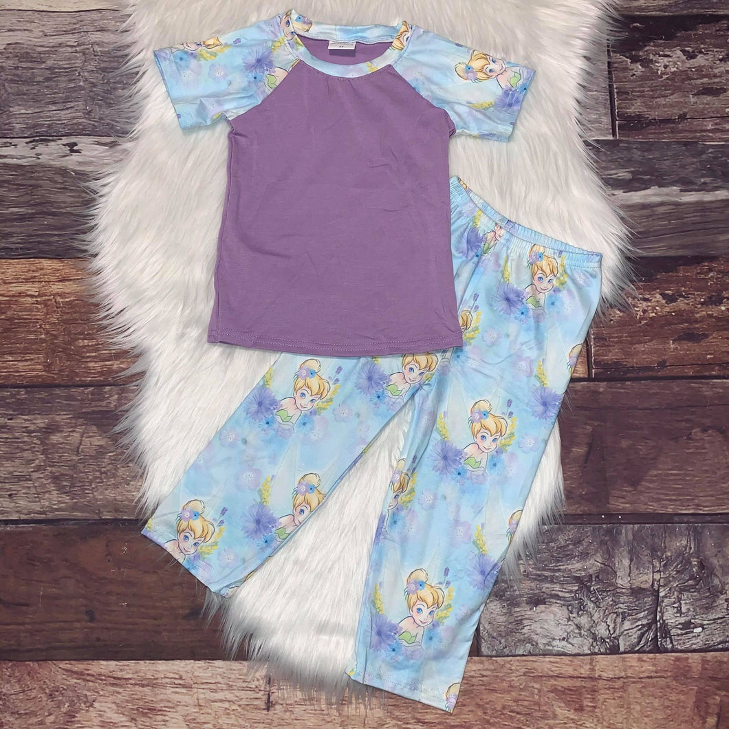 Printed Character Loungewear - Tinkerbell