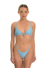 THETIS BABY BLUE | ADJUSTABLE BIKINI BOTTOM