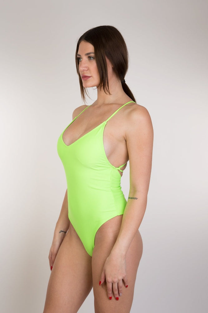 Green Neon one piece