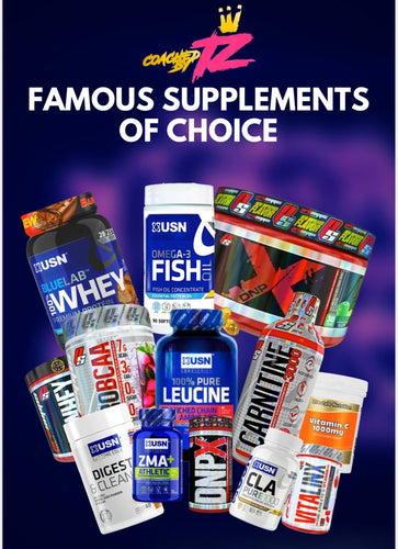 CBTZ FAMOUS SUPPLEMENTS OF CHOICE EBOOK