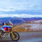 Poster Maroc: Africa Twin 4000