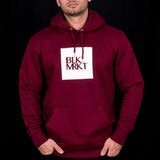 Base - Sweatshirt Rouge Burgundy