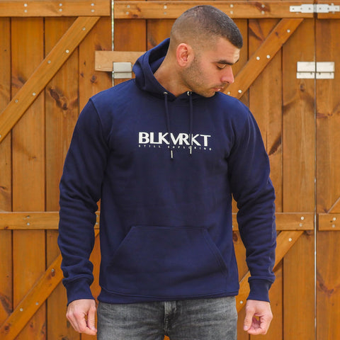 Still Exploring - Sweatshirt Bleu Navy