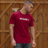T-Shirt - Still Exploring -  Rouge Burgundy