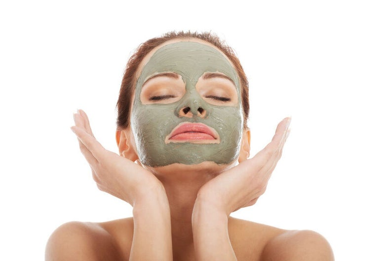 Face Mask/ Clay Face Mask/ Bentonite Clay Mask