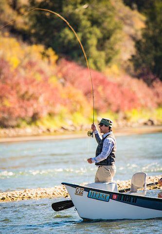 justin hays fly fishing demonstration