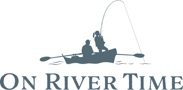 On River Time Logo