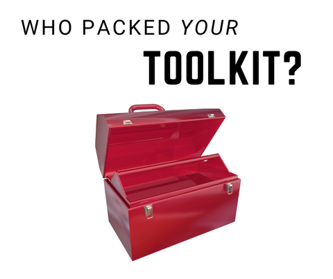 Who Packed Your Toolkit?