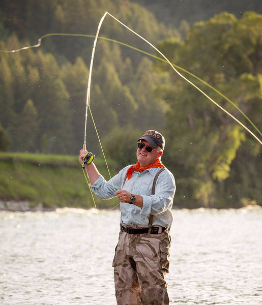 Steve Davis Fly Fishing