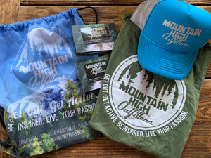 Mountain High Outfitters Swag Bag