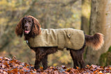 Tweed Dog Coat