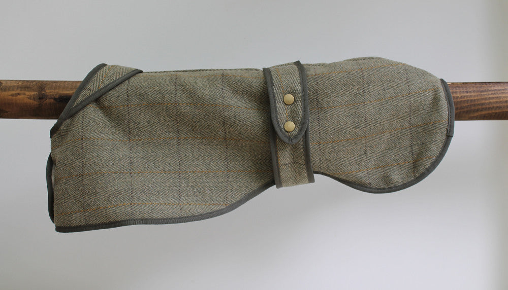 Tweed Whippet Coat