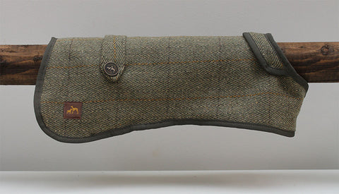 Tweed Pug Coat