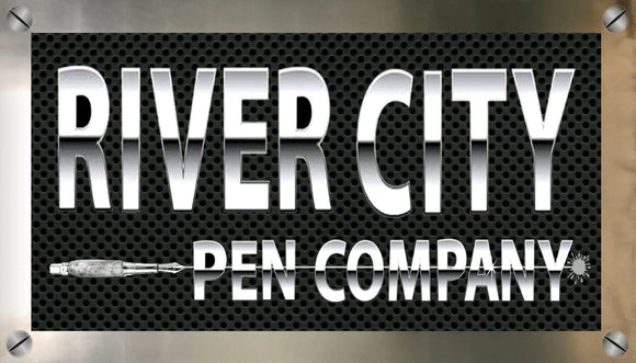 River City Pen Company, handmade fountain pens, custom fountain pens
