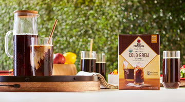 Get Ready for Summer with Don Francisco's Organic Cold Brew