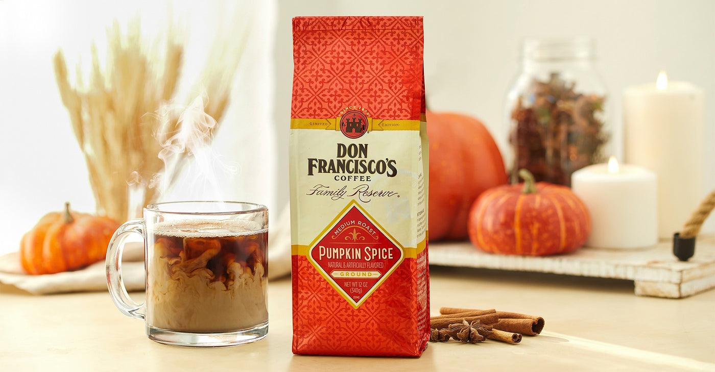 Don Francisco's Pumpkin Spice Coffee