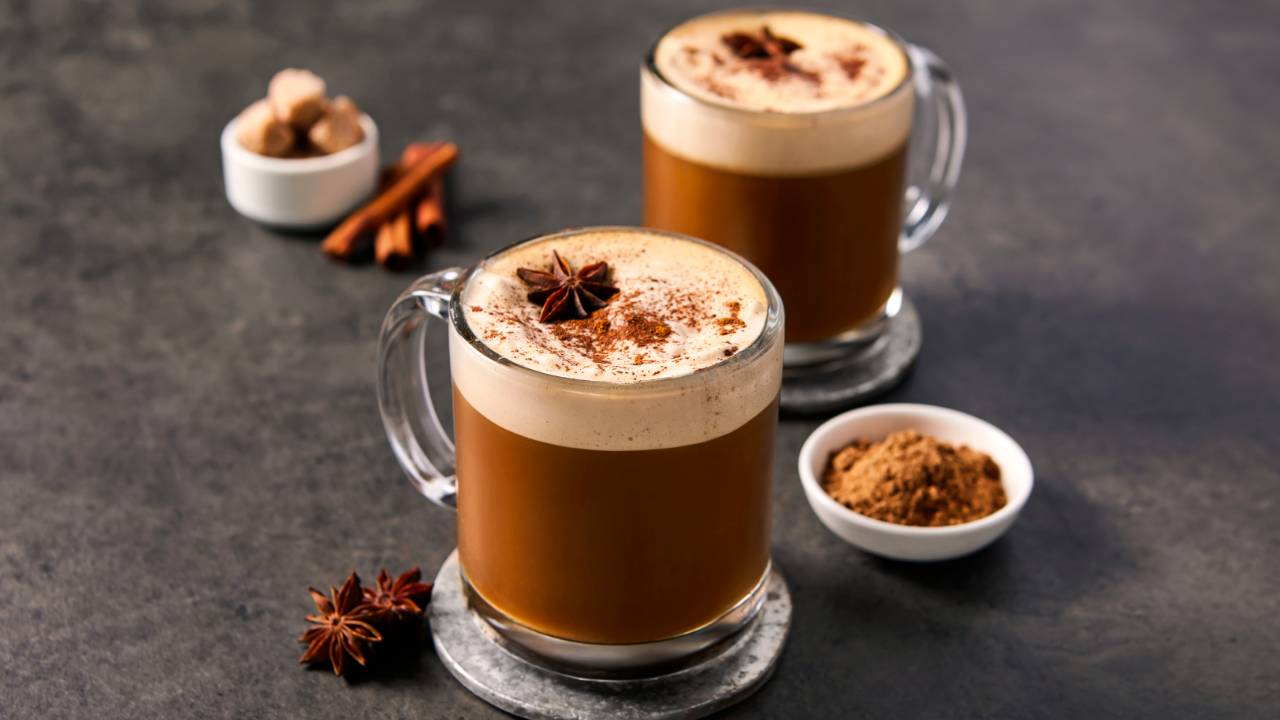 Coconut Chai Coffee