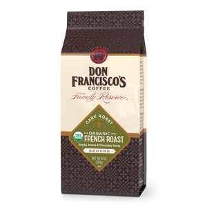 Organic French Roast Coffee Bag