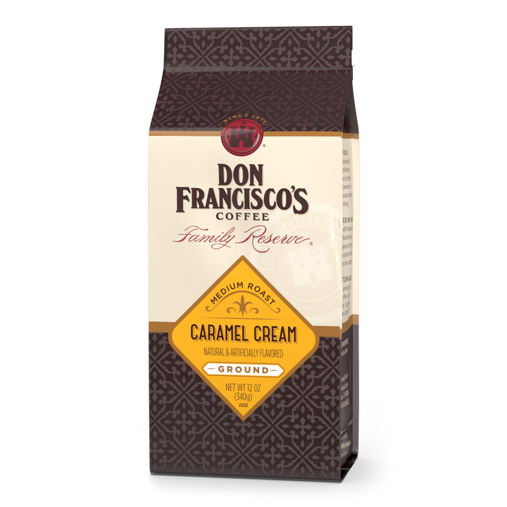 Caramel Cream Coffee Bag