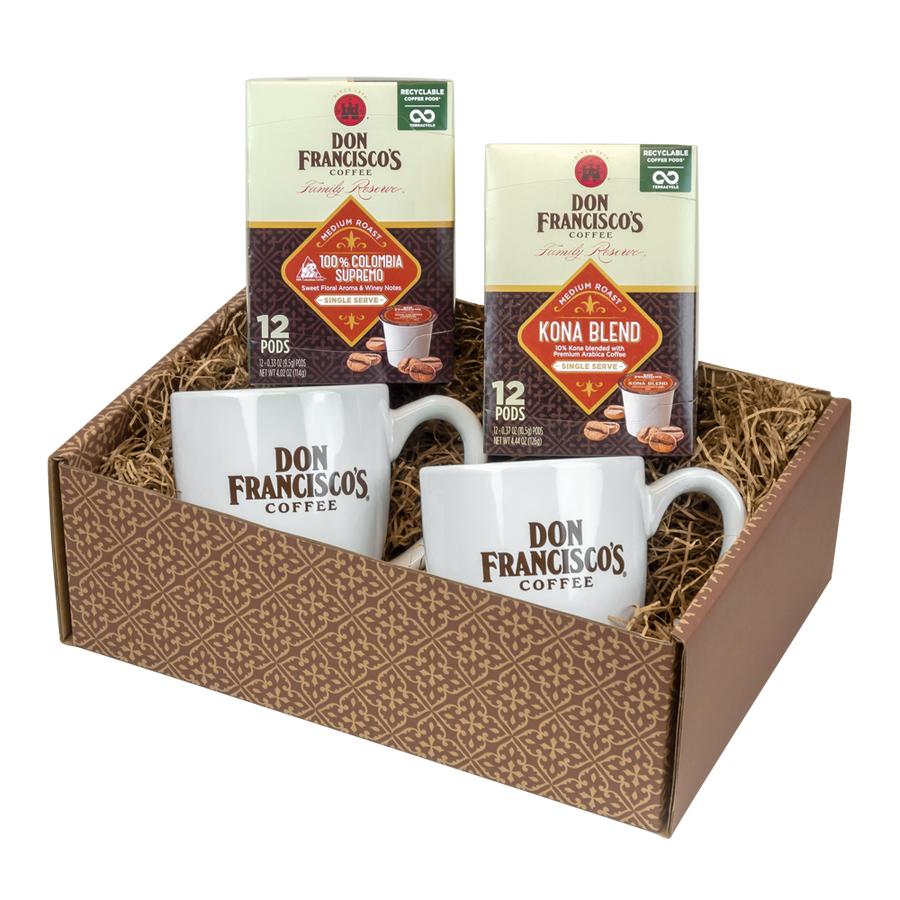 Coffee Pod Gift Set
