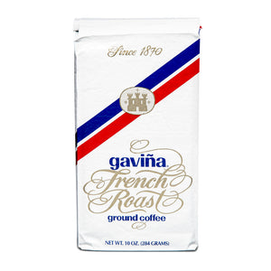 Gaviña French Roast 10 oz. brick