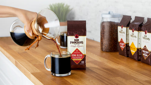 Don Francisco's Coffee for Coffee Lovers