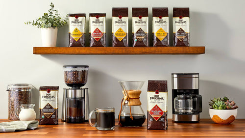 Don Francisco's Coffee for Roast Lovers