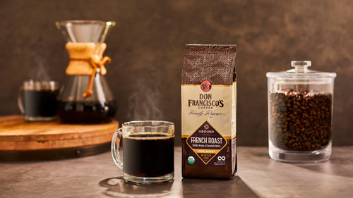 Don Francisco's Coffee - Sustainably Minded. Coffee Driven.