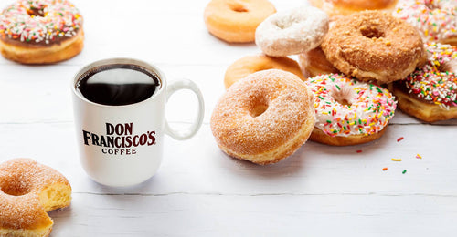 Don Francisco's Coffee and National Donut Day 2021