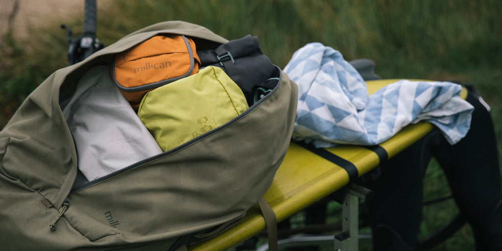 Travel Packs from Millican