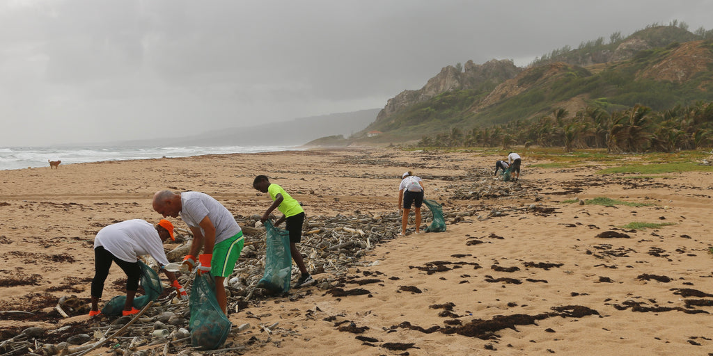 El Camino beach cleans are a great way to help local communities