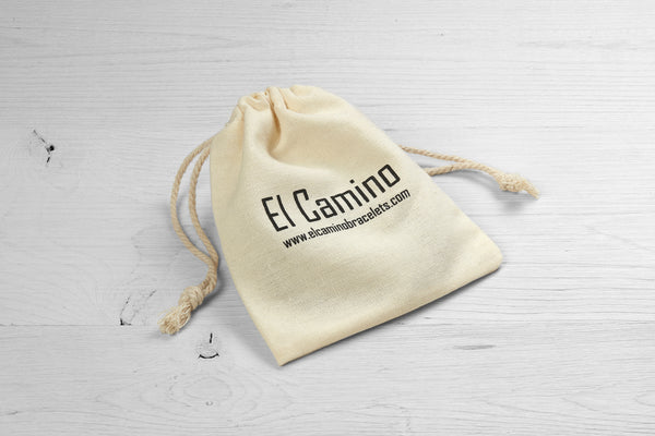 El Camino Bracelet Packaging