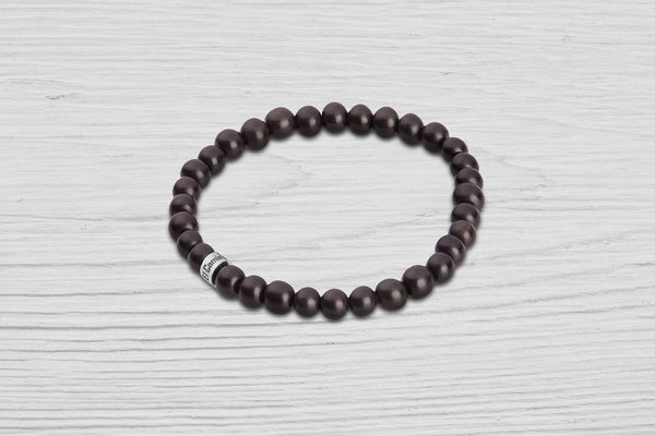 El Camino Almost Black Wood Bracelet