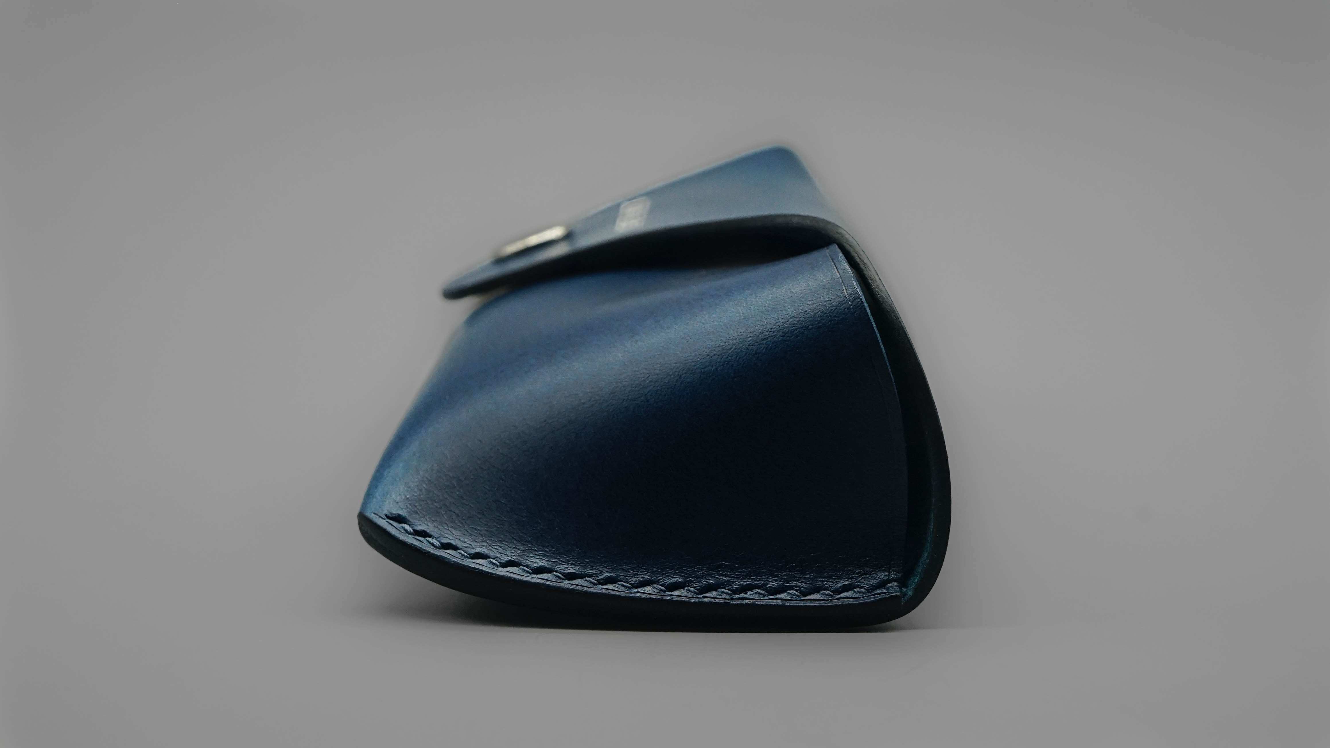 Classic Glasses Case - Navy